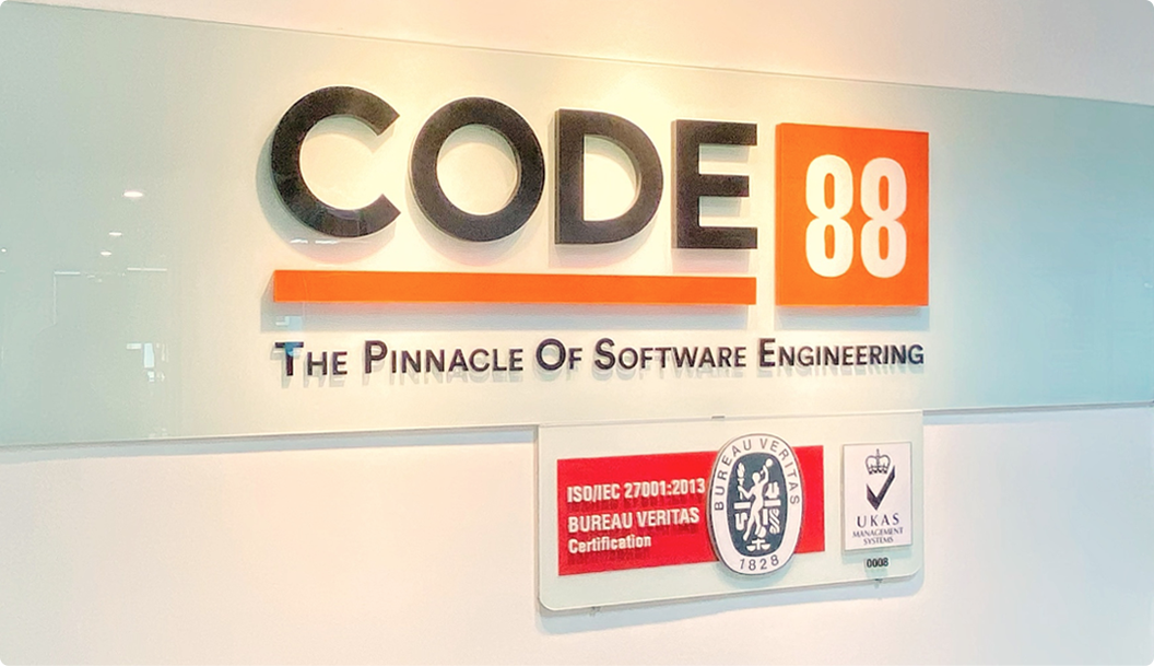 ABOUT CODE88